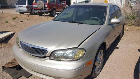2000 Infiniti I30 for sale at AZ Auto and Equipment Sales in Mesa AZ