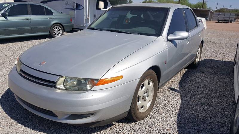 2002 Saturn L-Series for sale at AZ Auto and Equipment Sales in Mesa AZ