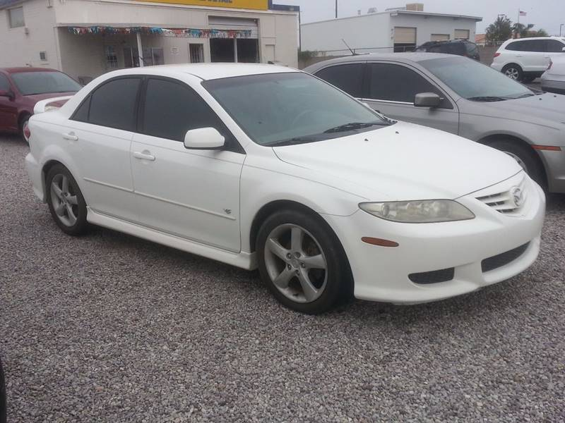 2004 Mazda MAZDA6 for sale at AZ Auto and Equipment Sales in Mesa AZ
