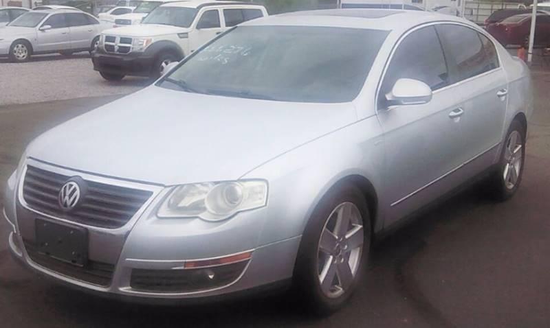 2007 Volkswagen Passat for sale at AZ Auto and Equipment Sales in Mesa AZ