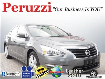 2015 Nissan Altima for sale in Fairless Hills, PA