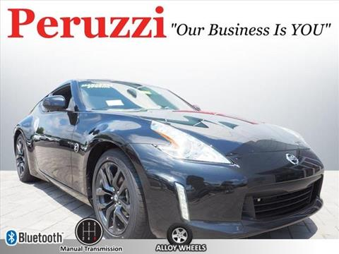 2016 Nissan 370Z for sale in Fairless Hills PA