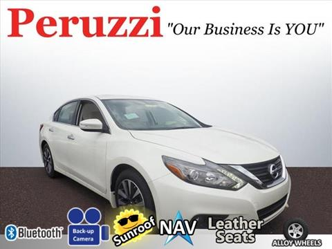 2016 Nissan Altima for sale in Fairless Hills PA