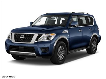 2017 Nissan Armada for sale in Fairless Hills, PA