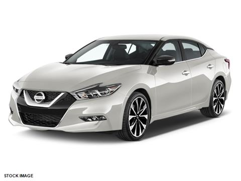 2017 Nissan Maxima for sale in Fairless Hills PA