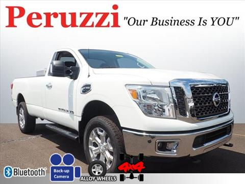 2017 Nissan Titan XD for sale in Fairless Hills PA
