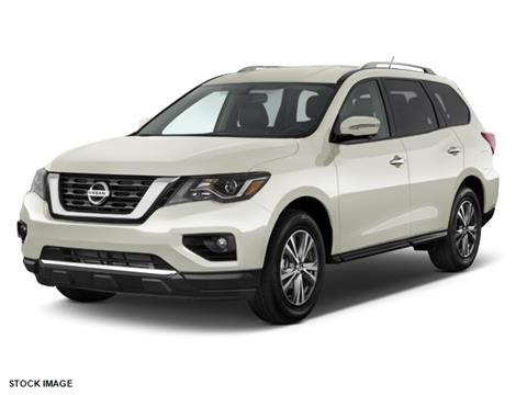 2017 Nissan Pathfinder for sale in Fairless Hills PA