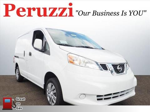 2017 Nissan NV200 for sale in Fairless Hills PA