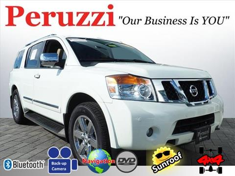 2014 Nissan Armada for sale in Fairless Hills PA