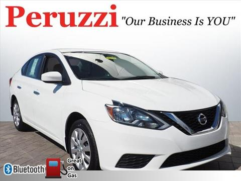 2016 Nissan Sentra for sale in Fairless Hills PA