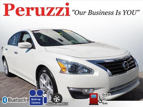 2014 Nissan Altima for sale in Fairless Hills PA