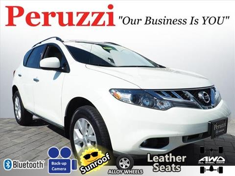 2014 Nissan Murano for sale in Fairless Hills PA