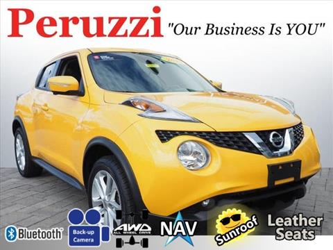 2015 Nissan JUKE for sale in Fairless Hills PA