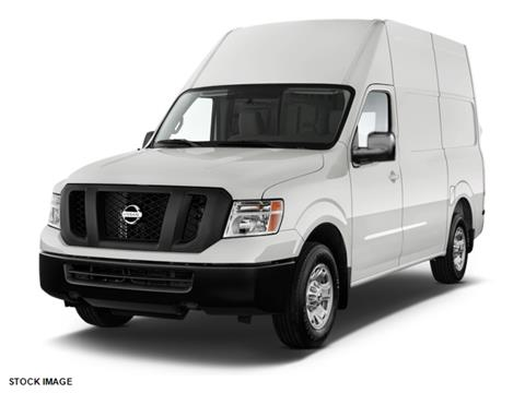 2017 Nissan NV Cargo for sale in Fairless Hills PA
