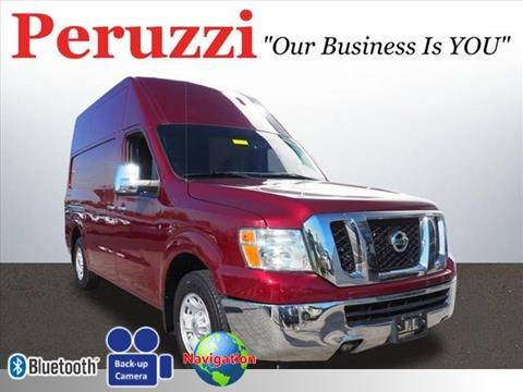 2012 Nissan NV Cargo for sale in Fairless Hills, PA