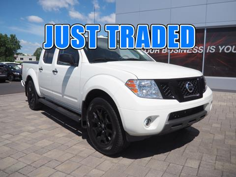 2018 Nissan Frontier for sale in Fairless Hills, PA