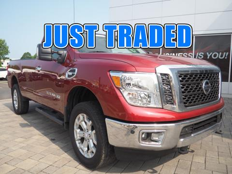 2017 Nissan Titan XD for sale in Fairless Hills, PA