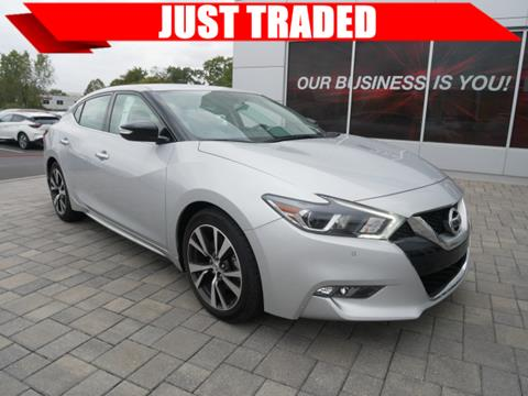 2017 Nissan Maxima for sale in Fairless Hills, PA