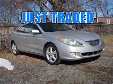 2006 Toyota Camry Solara for sale in Fairless Hills, PA