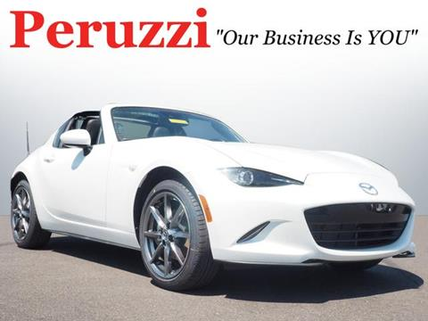 2017 Mazda MX-5 Miata RF for sale in Fairless Hills, PA