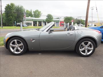 2006 Pontiac Solstice for sale in Fairless Hills, PA