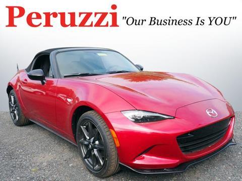 2017 Mazda MX-5 Miata for sale in Fairless Hills, PA
