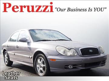 2005 Hyundai Sonata for sale in Fairless Hills, PA