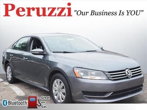 2012 Volkswagen Passat for sale in Fairless Hills, PA