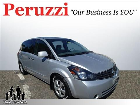 2007 Nissan Quest for sale in Fairless Hills, PA