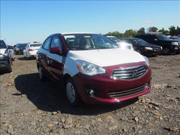 2017 Mitsubishi Mirage G4 for sale in Fairless Hills, PA