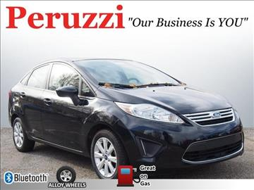 2012 Ford Fiesta for sale in Fairless Hills, PA