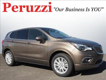 2017 Buick Envision for sale in Fairless Hills, PA