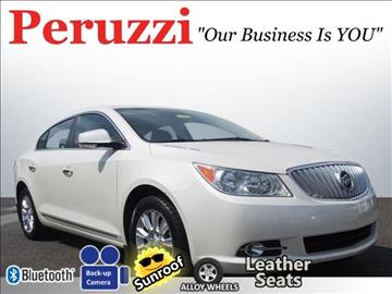 2012 Buick LaCrosse for sale in Fairless Hills, PA