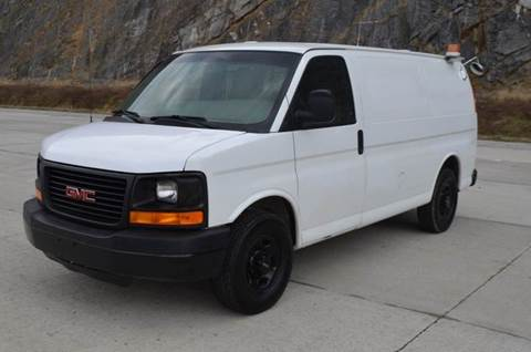 2010 GMC Savana 3500 Cargo Van for sale at Mountain Truck Center in Medley WV