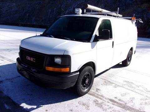 2007 GMC Savana Cargo for sale at Mountain Truck Center in Medley WV