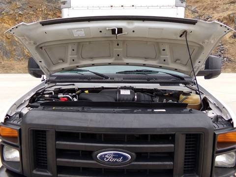2012 Ford E-Series Chassis