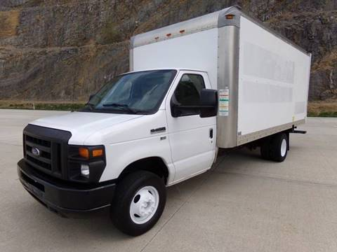 2012 Ford E-Series Chassis for sale in Medley, WV