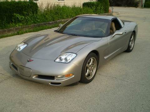 2000 Chevrolet Corvette for sale at Great Lakes AutoSports - Classics in Westmont IL