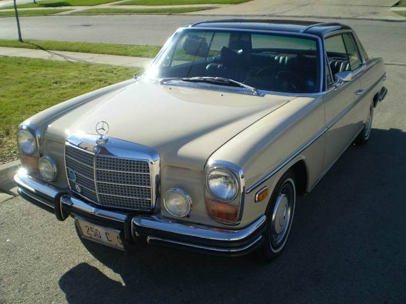 1972 Mercedes-Benz C-Class for sale at Great Lakes AutoSports in Villa Park IL