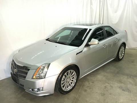 2011 Cadillac CTS for sale at Great Lakes AutoSports in Villa Park IL