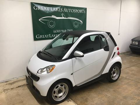 2015 Smart fortwo for sale in Villa Park, IL