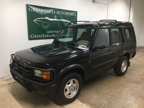 Land Rover Discovery Series II For Sale Carsforsalecom - Land rover discovery dealer