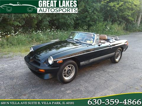 1980 MG B for sale in Villa Park, IL
