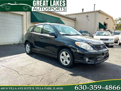 2006 Toyota Matrix XR for sale at Great Lakes AutoSports in Villa Park IL
