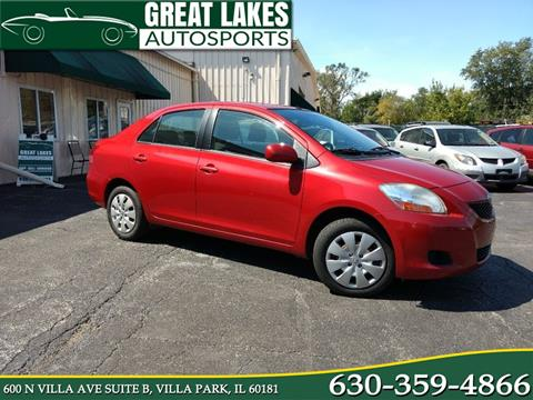 2009 Toyota Yaris for sale at Great Lakes AutoSports in Villa Park IL