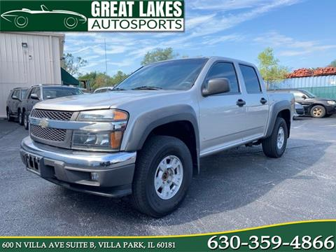2007 Chevrolet Colorado LT for sale at Great Lakes AutoSports in Villa Park IL
