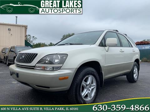 2000 Lexus RX 300 for sale at Great Lakes AutoSports in Villa Park IL