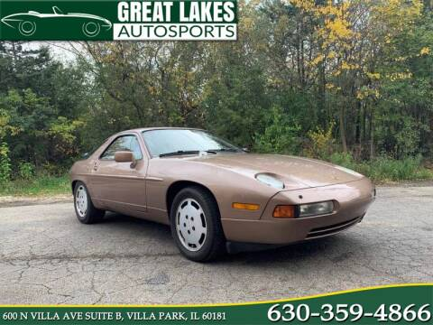 1988 Porsche 928 for sale in Villa Park, IL