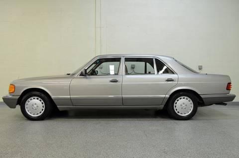 1987 Mercedes-Benz 420-Class for sale in Pompano Beach, FL
