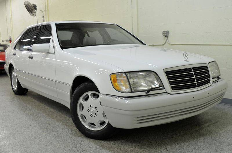 1996 mercedes benz s class s 420 4dr sedan in pompano for Pompano mercedes benz dealership
